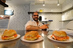 3-Hour Afternoon Walking Food and Drink Tour in Brooklyn