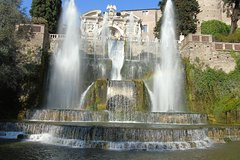 Private HalfDay Tour of Tivoli and Villa DEste Gardens from Rome