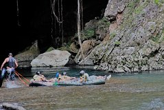 Hassle free Cave Tubing tour from Belize City