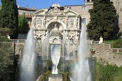FullDay from Rome to Tivoli Villa dEste and Villa Adriana