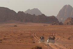 Full Day Tours Wadi Rum