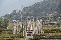 11 Nights 12 days Western-Central Bhutan Cultural Tour