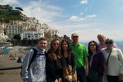 COASTAL SHARING TOUR [english driver available] - POSITANO, AMALFI, RAVELLO