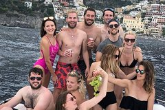 Amalfi and Positano Group boat tour (7/8 hours) from Sorrento