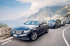 Full day Limo Tour along Amalfi Coast