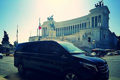 Luxury Full day excursion from Civitavecchia Port with Mercedes