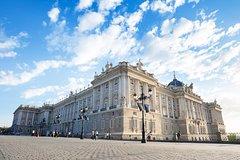 Imagen Früher Zugang zum Königspalast von Madrid