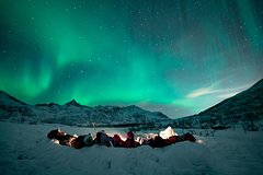 Ver la ciudad,Actividades,Noche,Actividades de aventura,Salidas a la naturaleza,Tours nocturnos,Tours nocturnos,Aurora Boreal en Tromso