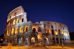 Charming VIP Rome By Night Experience