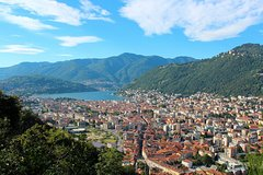 Como Lake and Bellagio from Milan