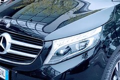 Private Limo Transfer from VCE Venice Airport to Mestre City Center Max6Pax