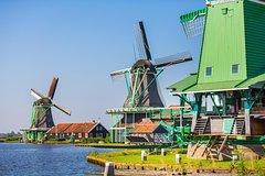 Molinos de Zaanse Schans, Marken y Volendam: excursión de medio día desde Ámsterdam