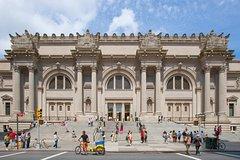 Imagen Entrada para el Museo Metropolitano de Arte con acceso a The Met Breuer y The Met Cloisters