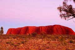 Best of Ayers Rock: Sunset Uluru and Sunrise Kata Tjuta Small Group Tours