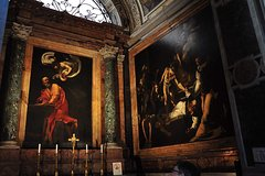 Caravaggio Art Walking Tour - The Other Michelangelo - Small Group