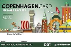 Ver la ciudad,Tickets, museos, atracciones,Pases de ciudad,Entradas a atracciones principales,Copenhague City Pass