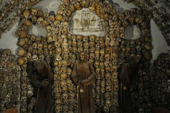 The Crypts and Catacombs of Rome - Small Group - 700 km of mysteries