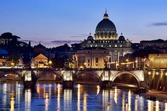 Rome by night: 3 hours tour with aperitivo or ice cream