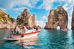 Boat Excursion Capri Island: Small Group from Positano