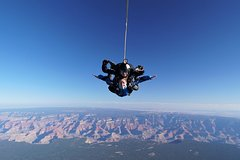 Self-drive Grand Canyon Skydiving Experience with Optional Upgrades from Las Vegas