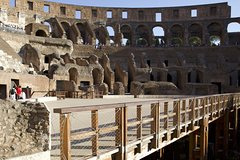 Ultimate Colosseum and Arena floor with exclusive Borghese Gallery tour