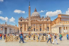 Ultimate VIP Early Entrance Vatican - Sistine Chapel plus Borghese Gallery