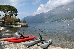 Water Bike Lake Como