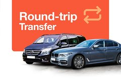 Private Round-Trip Transfer between Milan City and Bergamo Airport