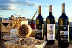 Tuscany: Wine Maker Montalcino in San Gimignano Winery
