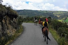 Imagen Private Horseback Riding from Guadalupe to Monserrate