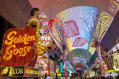 Las Vegas Strip and Downtown Tour