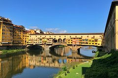Florence in One Day: Walking Tour with Skip-the-Line to David and Uffizi Ga
