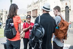 Imagen Small Group Lima Discovery Walking Tour