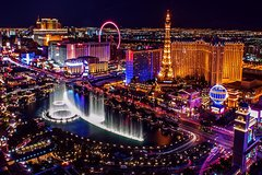 Las Vegas by Yourself with English Chauffeur by Private Sedan Car or SUV