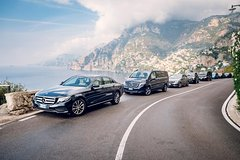 Private transfer from the Amalfi Coast to Naples, by car or minivan