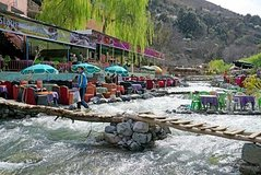 A day in the Ourika valley and in the Atlas