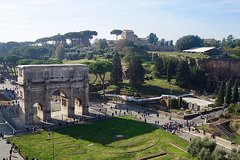 Colosseum or Colosseo Skip-the-line Ticket with Guided Tour