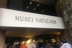 Vatican Museum and St.Peters Basilica Tour