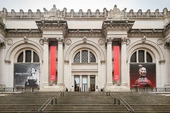 See 30 Top New York Sights (Walking Tour) & Visit The Metropolitan Museum of Art