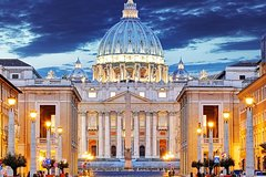 Private Tour Skip The Line Vatican Museums, Sistine Chapel, St. Peters Basi
