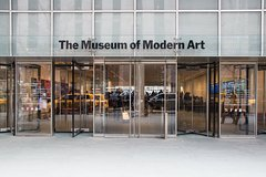 See 30 Top New York Sights! (Walking Tour) & Visit the Museum of Modern Art