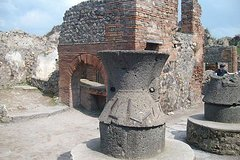 Pompeii & Vesuvius from Sorrento: Small Group with wine tasting & e
