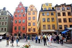 Ver la ciudad,Ver la ciudad,Tours andando,Tour por Estocolmo,Tour por el centro histórico