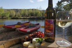 Combine The Fun Of A Verde River Float Trip With Wine Tasting