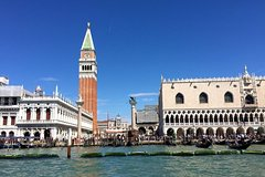 Venice self-guided walking tour and gondola ride