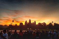 Exploring Angkor Wat Sunrise Experience