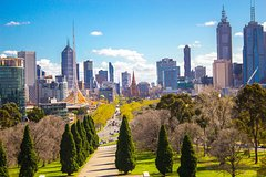 Imagen Melbourne City Sights Morning Tour with Optional Yarra Cruise