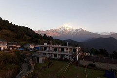 Day hike to Australian Base Camp and Dhampus Village