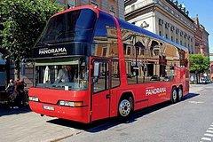 Ver la ciudad,Ver la ciudad,Ver la ciudad,Visitas en autobús,Tour por Estocolmo,Tour en autobús