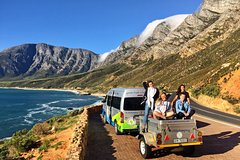 6-Day Garden Route and Addo South African Adventure from Cape Town